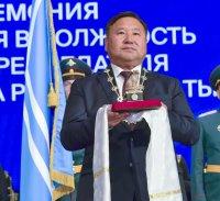 Владислав Ховалыг официально вступил в должность Главы Тувы