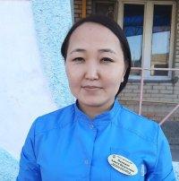 Азиата Намажап: мое место в Туве