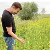 Фермер из Тандинского района Тувы Михаил Санников планирует начать выпускать макароны из собственной муки