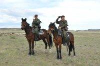Пограничному управлению Тувы исполняется 97 лет