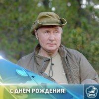 Владислав Ховалыг поздравил от имени жителей Тувы Президента России с Днем рождения