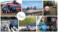 В 21 труднодоступном местечке Тувы завершена перепись населения
