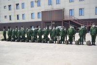 600 новобранцев из Тувы в ходе призыва получат также Кодекс чести мужчин республики