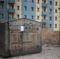 Мэрия Кызыла ищет владельцев самовольно установленных гаражей