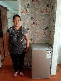 Соцконтракт помог одинокой маме из Эрзина обновить домашнюю обстановку