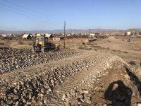В районе Вавилинского затона в Кызыле готовят дороги общественного транспорта