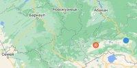 На западе Тувы 23 октября произошло землетрясение с интенсивностью сотрясений в эпицентре 6,3 балла